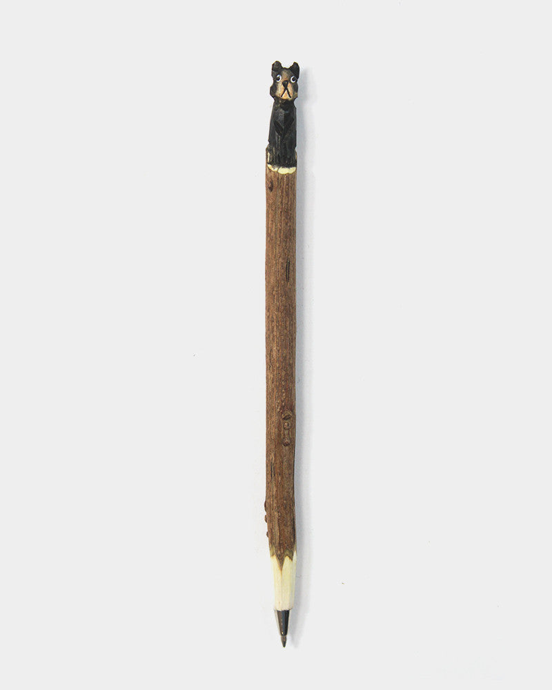 Wooden Bear Pen