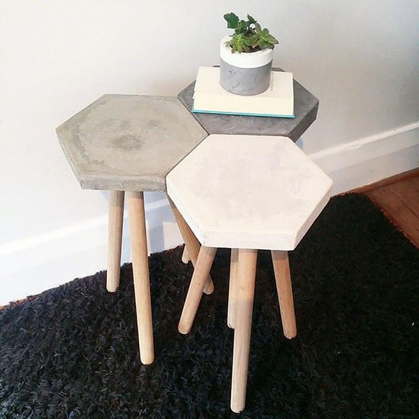 Ins And Outs Of Owning A Concrete Dining Table Dining On Concrete - Concrete dining table maintenance