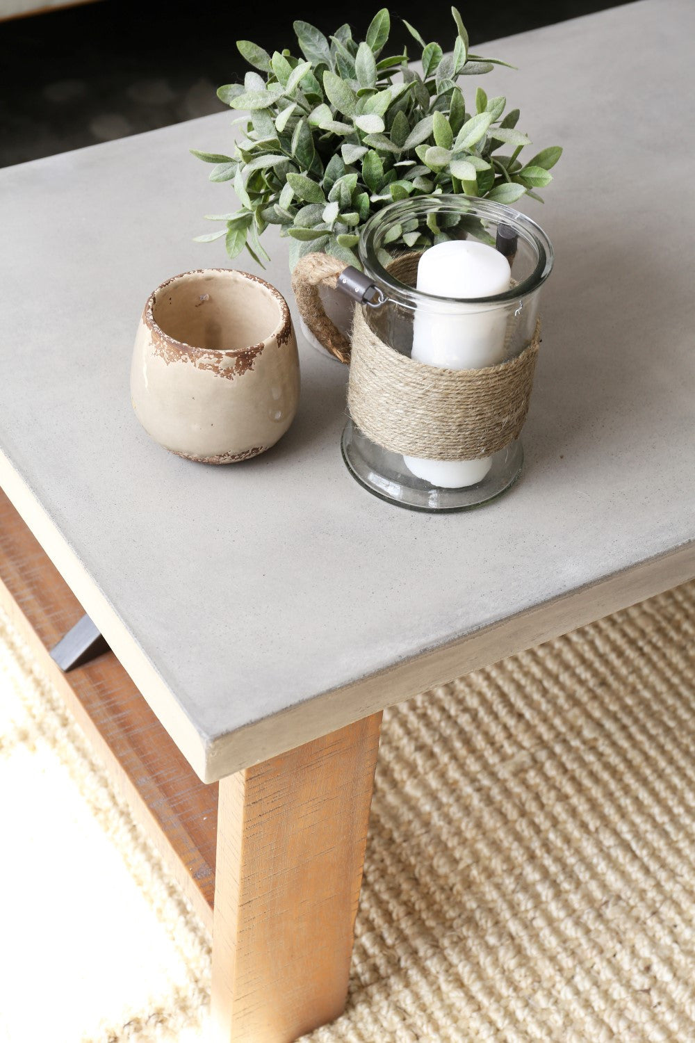 ... Best Designer Concrete Coffee Table   Furniture Maison ...