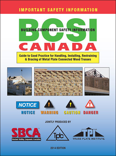 Canadian Building Component Safety Information Book