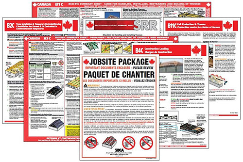 Canadian Jobsite Package (50 packages)
