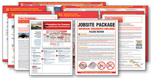 Long Span Jobsite Package (25 packages)