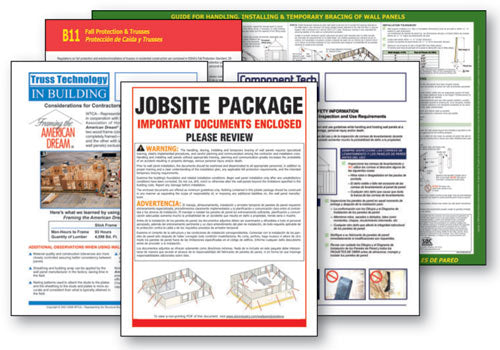 Wall Panel Jobsite Package (50 packages)