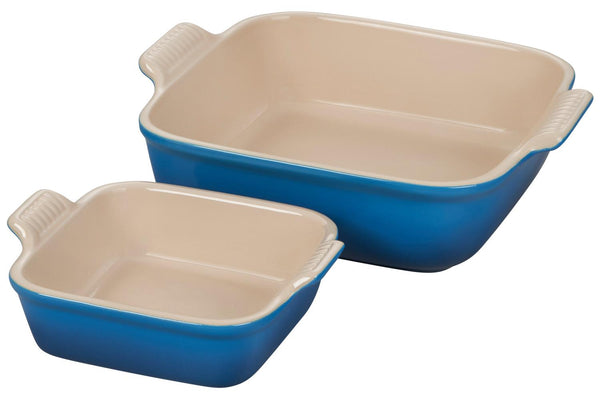 2-Pc Sq. Dish Set-Marseille