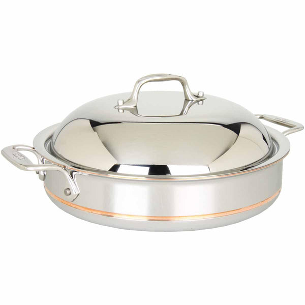 COPPER CORE 3 QT. SAUTEUSE