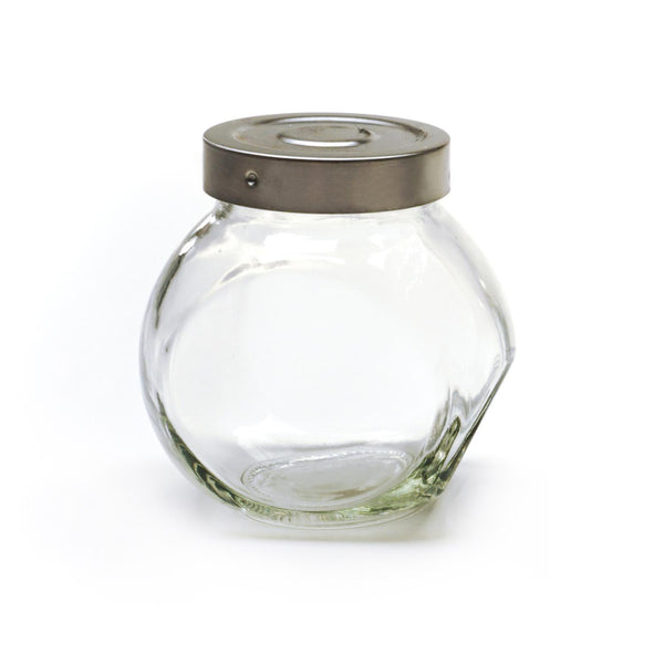 RSVP GLASS SPICE BOTTLE