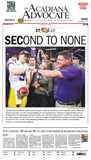 LSU vs. Georgia 2019 SEC Championship - SECOND TO NONE! 1A