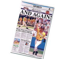 And Again (1996 LSU Baseball)