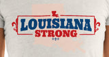 Louisiana Strong: Short Sleeve Women's T-Shirt