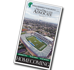 Tulane Homecoming