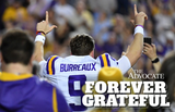 FOREVER GRATEFUL - The Advocate's look at Joe Burrow's 2019 season in photos