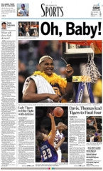 Oh, Baby (LSU 2006 Men's Basketball Final Four)