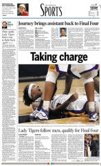 LSU 2006 Women's Basketball Final Four