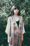 Occult Leader 1960's Rare Moroccan Embroidered Robe
