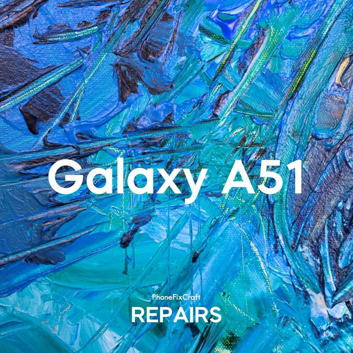 Samsung Galaxy A51 Repair