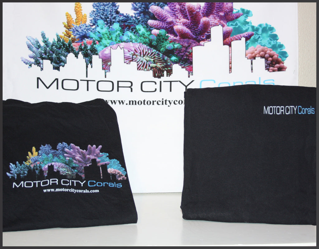 Motorcity corals T-shirt