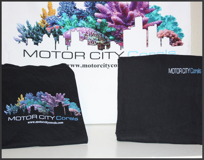 Motor City Corals T-Shirt