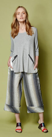 Alembika 'smoky mountain' pant set