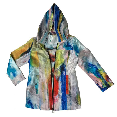 Reversible Travel Jacket Raincoat
