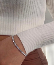 Load image into Gallery viewer, Birthday Blessing - TENNIS BRACELET
