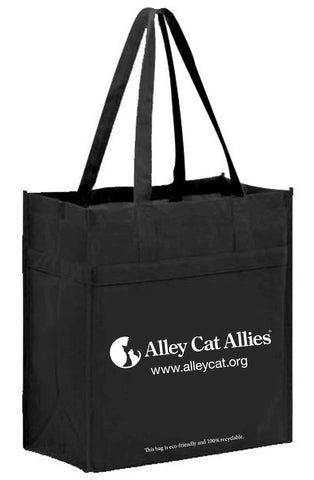 Alley Cat Allies Tote Bags