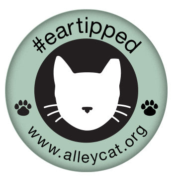 #Eartipped Button (5 pack)