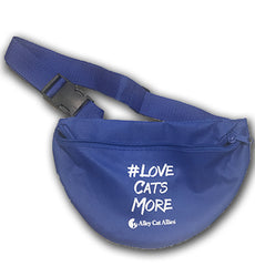 #LoveCatsMore Hip Bags