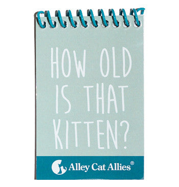 How Old Is That Kitten? Pocket Guide