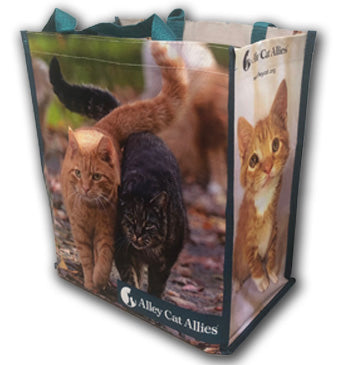 Alley Cat Allies Photo Tote Bags
