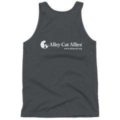 NEW! Alley Cat Allies Iconic Tank Top (unisex)