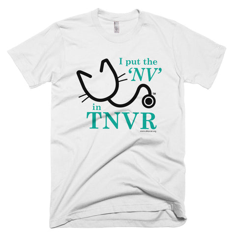 I put the 'NV' in TNVR Short-Sleeve T-Shirt