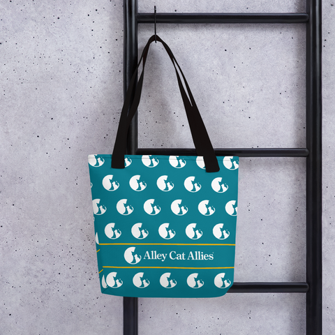 NEW! Alley Cat Allies Iconic Tote