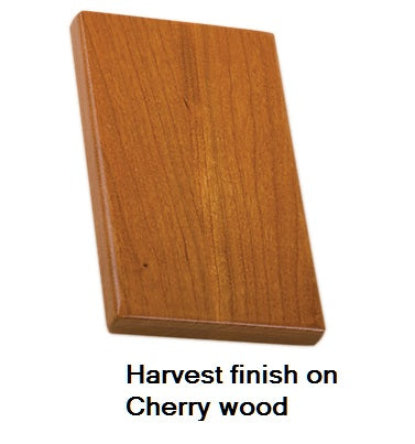 Harvest finish on Cherry wood