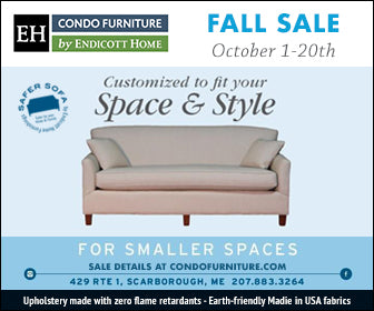 Fall 2018 Upholstery Order Sale Condo Sofa and Temple Furniture