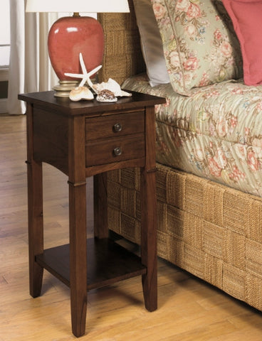 Belgrade Occasional Stand - Dark Cherry, Default Title, Occasional Tables - Endicott Home Furnishings