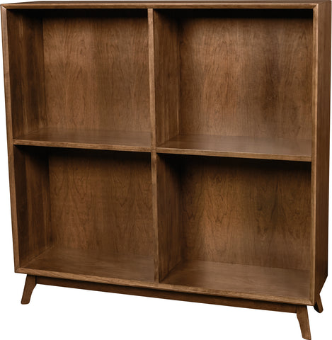 Charles River Hardwood Bookcase or Display Cabinet