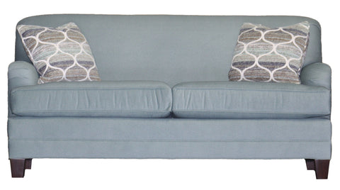 Temple Non-toxic Tailor Made 5520-75 Tightback Sofa - English Arms – Showroom Models at Endicott Home Furnishings - 01