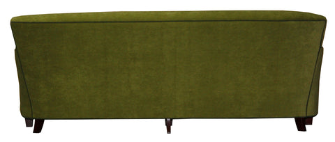 Michaela: Customizable, Non-toxic longer condo sofa from Endicott Home in Maine - 04