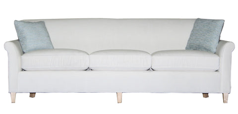Fisher non-toxic longer condo sofa from Endicott Home in Maine - 01