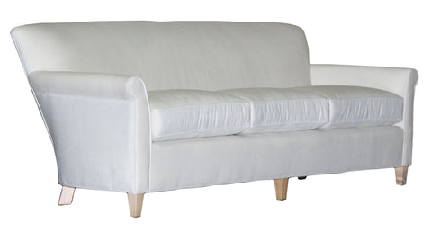 Fisher non-toxic longer condo sofa from Endicott Home in Maine - 02