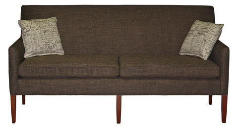 Lexi firmer, higher non-toxic Condo Sofa - Endicott Home Furnishings