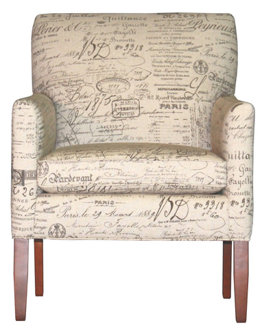 Lexi Chair, Non-toxic Condo Chair - Endicott Home Furnishings - 1