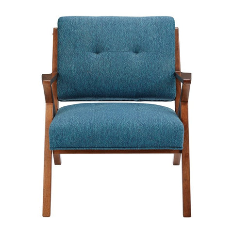 Sprocket Chair non-toxic mid-century modern design blue 01