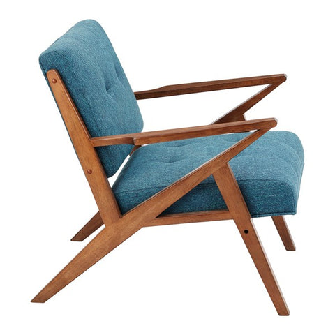 Sprocket Chair non-toxic mid-century modern design blue 03