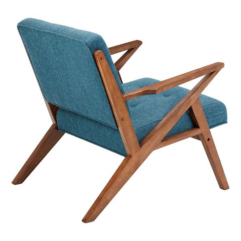 Sprocket Chair non-toxic mid-century modern design blue 04