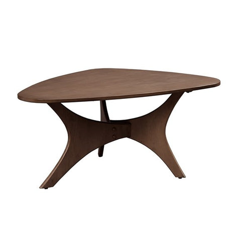 Bisbee Triangle Wood Cocktail Table, , Cocktail Tables - Endicott Home Furnishings - 1