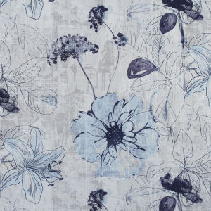 Bailey Indigo - Fabric Swatch