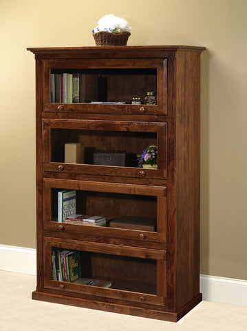 Barrister Bookcase, , Bookcase - Endicott Home Furnishings
