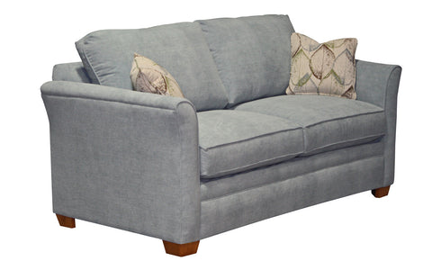 Christy Comfortable Full Sleeper, Non-toxic Condo Sofa - Endicott Home Furnishings - 2