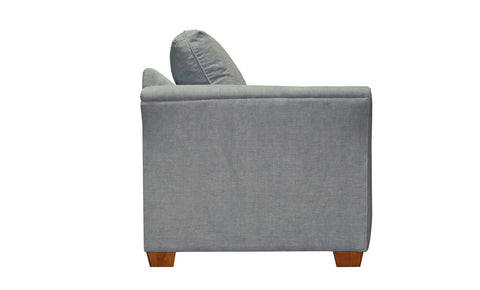 Christy Comfortable Full Sleeper, Non-toxic Condo Sofa - Endicott Home Furnishings - 3